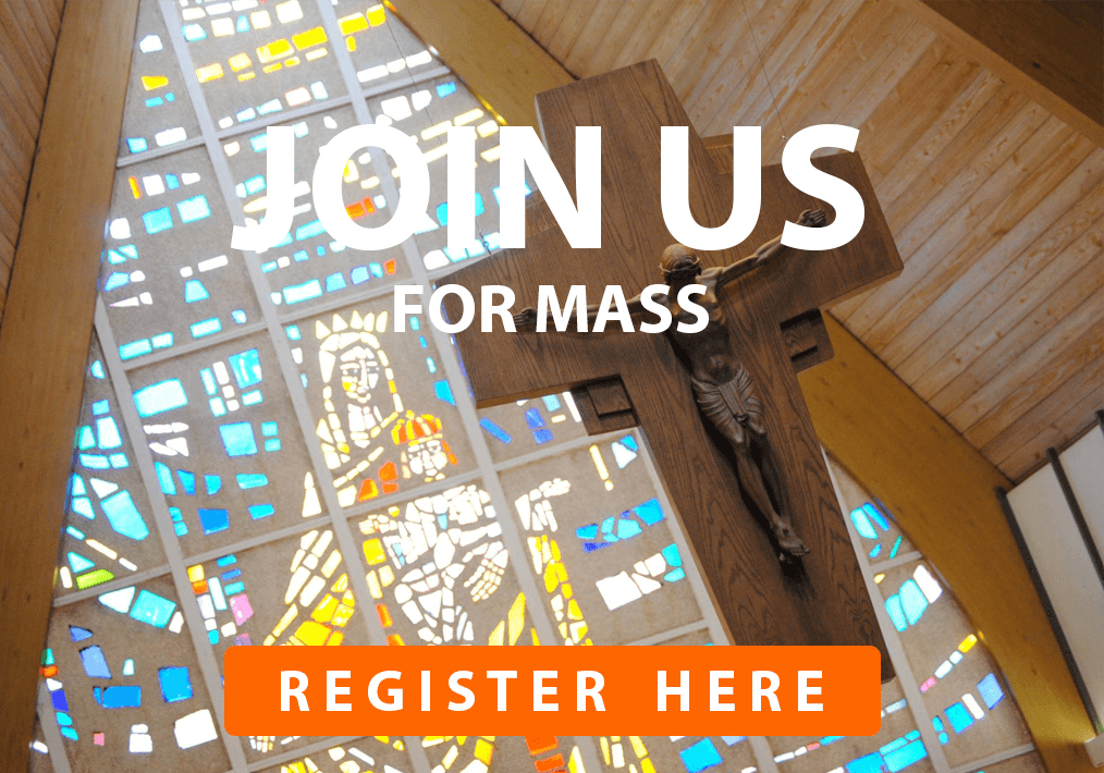 Join Us For Mass